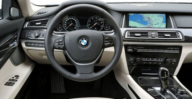 2014 BMW 7-Series 740Li  第5張相片