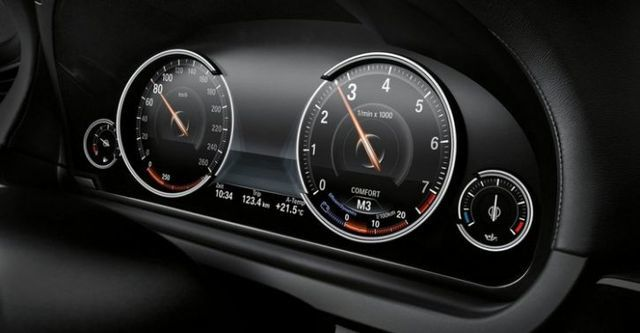 2014 BMW 7-Series 740Li  第9張相片