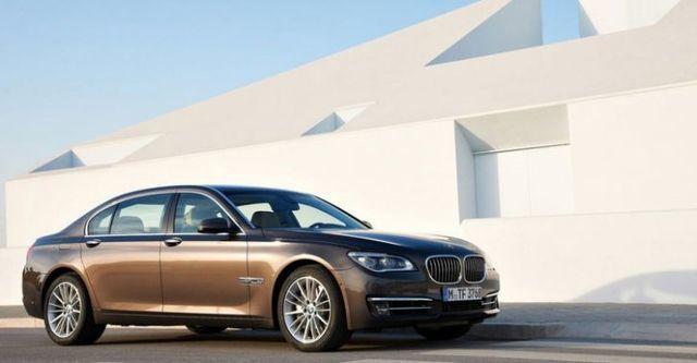 2014 BMW 7-Series 750Li  第1張相片