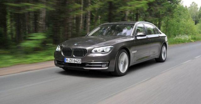 2014 BMW 7-Series 750Li  第2張相片