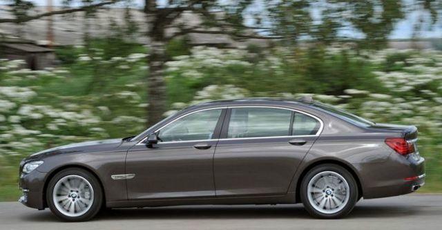 2014 BMW 7-Series 750Li  第3張相片