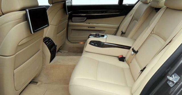 2014 BMW 7-Series 750Li  第7張相片