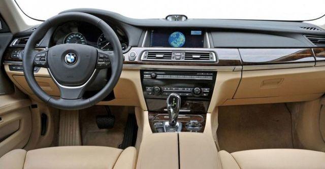 2014 BMW 7-Series 750Li  第8張相片