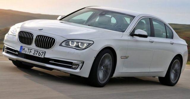 2014 BMW 7-Series 760Li  第1張相片