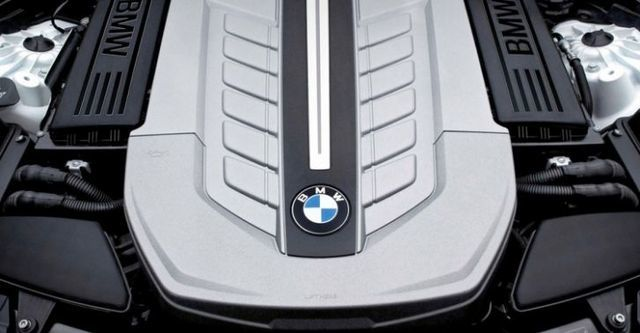 2014 BMW 7-Series 760Li  第6張相片