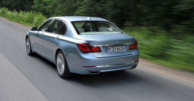 2014 BMW 7-Series ActiveHybrid 7  第3張相片
