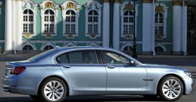 2014 BMW 7-Series ActiveHybrid 7  第6張相片
