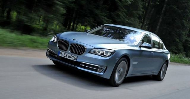 2014 BMW 7-Series ActiveHybrid 7L  第1張相片