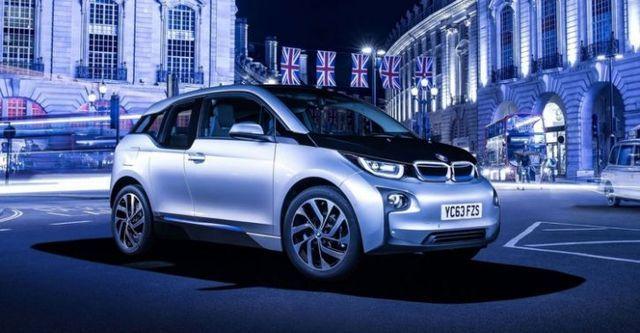 2014 BMW i3 REX增程式電動版  第1張相片