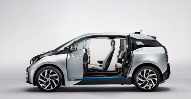 2014 BMW i3 REX增程式電動版  第5張相片