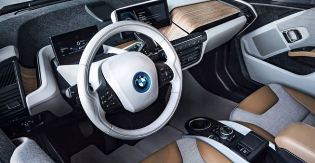 2014 BMW i3 REX增程式電動版  第7張相片