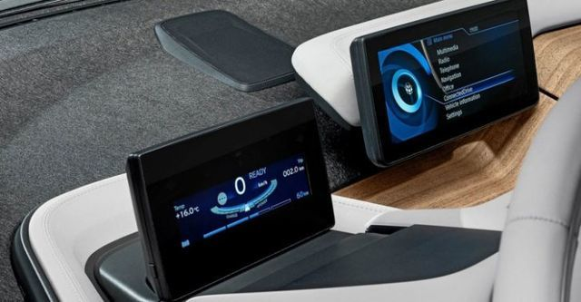 2014 BMW i3 REX增程式電動版  第9張相片