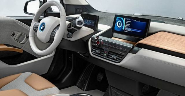 2014 BMW i3 REX增程式電動版  第10張相片