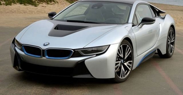 2014 BMW i8 Coupe  第2張相片