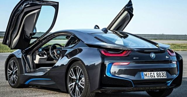 2014 BMW i8 Coupe  第3張相片
