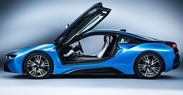 2014 BMW i8 Coupe  第4張相片