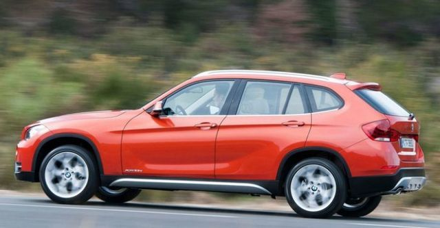 2014 BMW X1 sDrive20d xLine  第4張相片