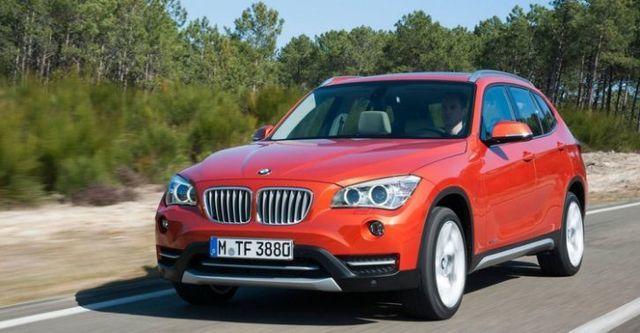 2014 BMW X1 sDrive20i Sport Line  第1張相片