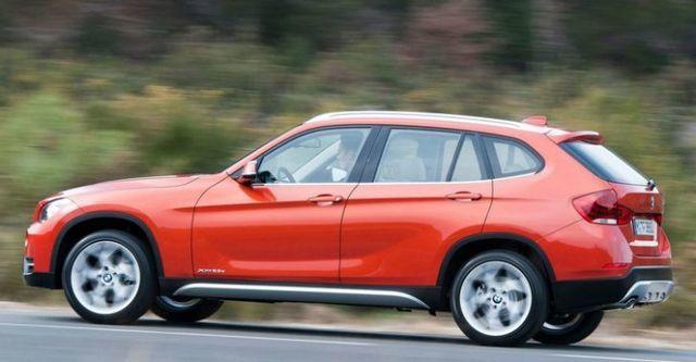 2014 BMW X1 sDrive20i Sport Line  第2張相片
