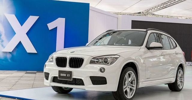 2014 BMW X1(NEW) sDrive20d x Line  第1張相片