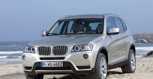 2014 BMW X3 xDrive20d  第1張相片