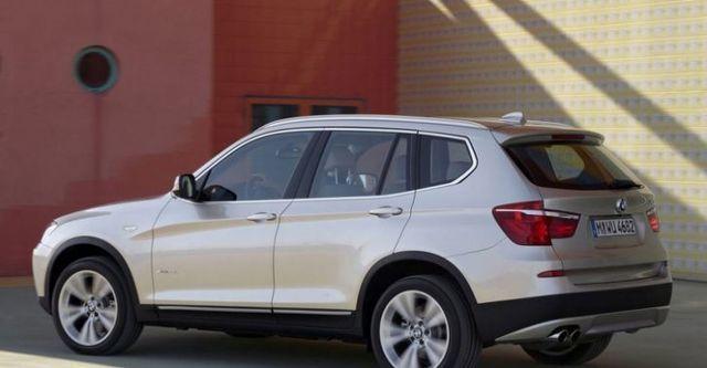 2014 BMW X3 xDrive20d  第4張相片