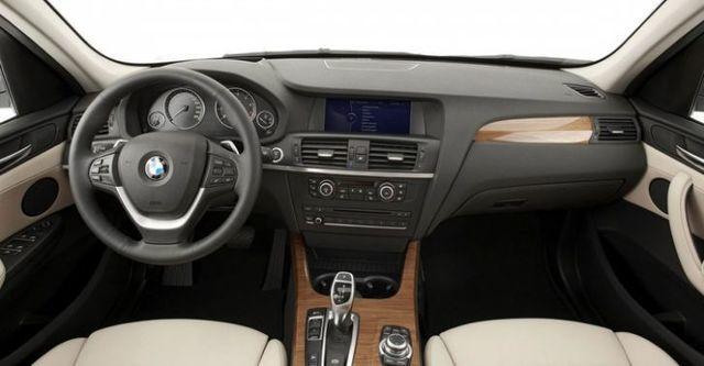 2014 BMW X3 xDrive20d  第6張相片