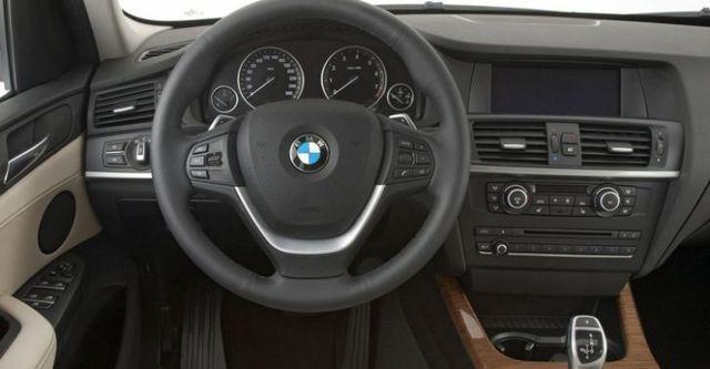 2014 BMW X3 xDrive20d  第7張相片