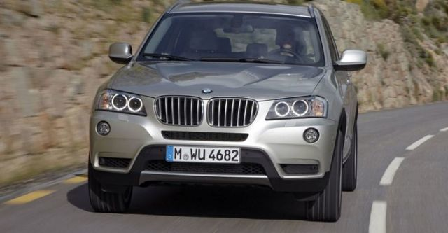 2014 BMW X3 xDrive20i菁英版  第2張相片