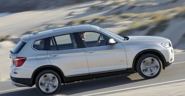 2014 BMW X3 xDrive20i菁英版  第3張相片