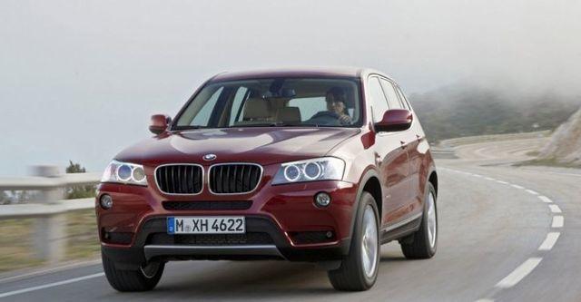 2014 BMW X3 xDrive20i菁英版  第5張相片