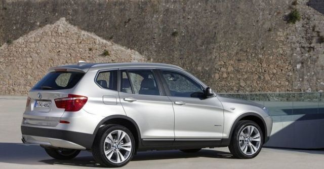 2014 BMW X3 xDrive20i領航版  第2張相片