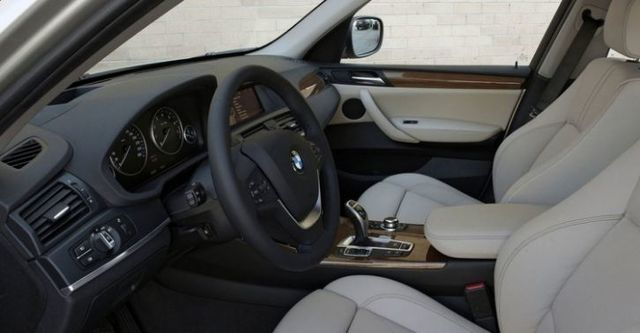 2014 BMW X3 xDrive20i領航版  第9張相片