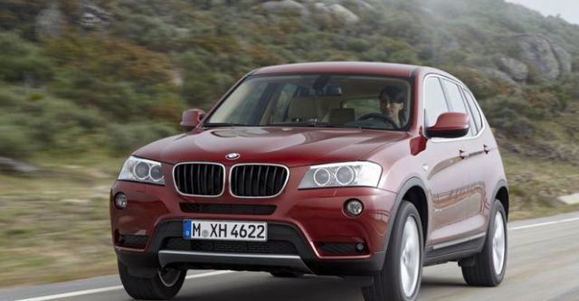 2014 BMW X3 xDrive28i  第1張相片