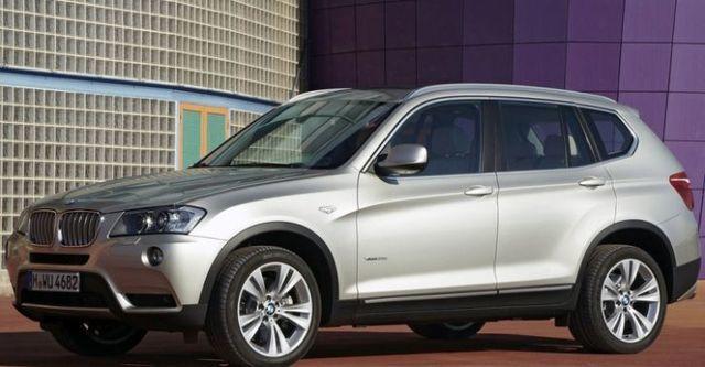 2014 BMW X3 xDrive30d  第1張相片