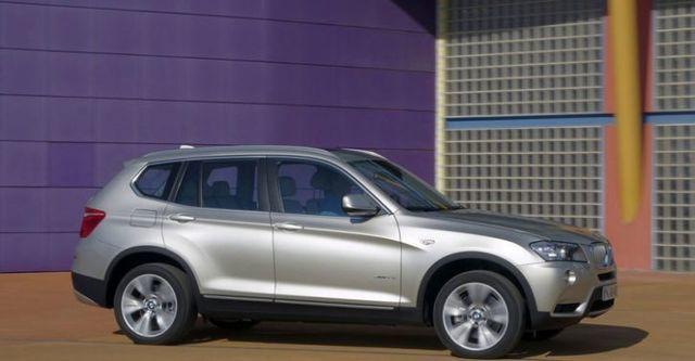 2014 BMW X3 xDrive30d  第3張相片