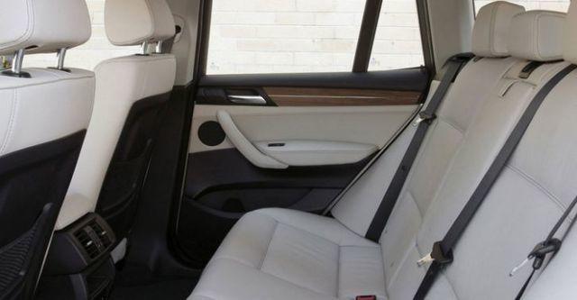 2014 BMW X3 xDrive30d  第7張相片