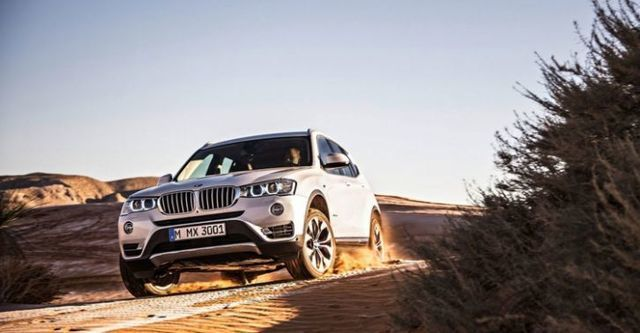 2014 BMW X3(NEW) xDrive20d  第5張相片
