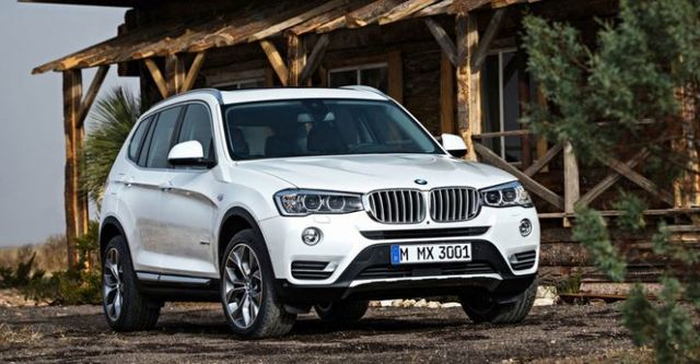 2014 BMW X3(NEW) xDrive20i領航版  第1張相片