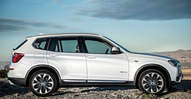 2014 BMW X3(NEW) xDrive20i領航版  第2張相片