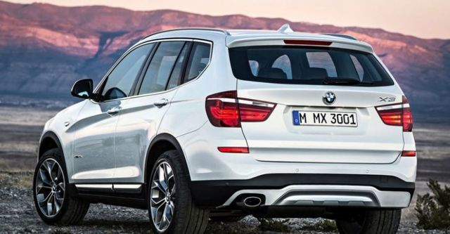 2014 BMW X3(NEW) xDrive20i領航版  第3張相片