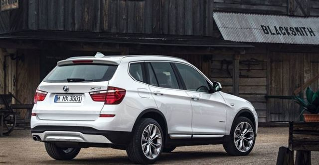 2014 BMW X3(NEW) xDrive20i領航版  第7張相片