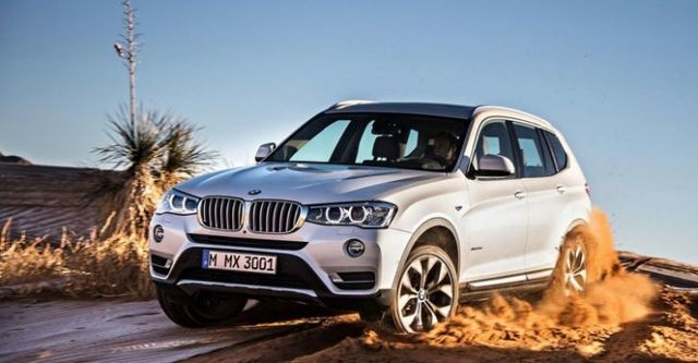 2014 BMW X3(NEW) xDrive28i  第6張相片