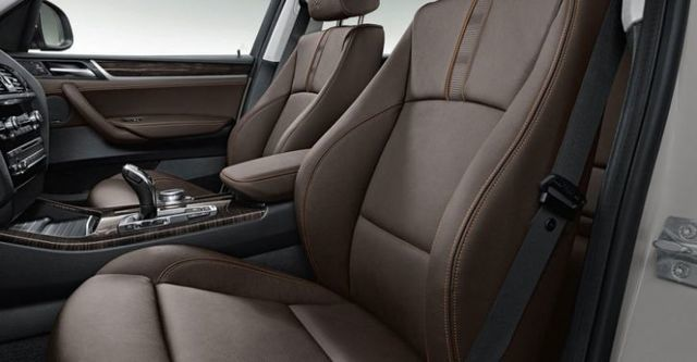 2014 BMW X3(NEW) xDrive30d  第10張相片
