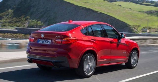 2014 BMW X4 xDrive28i  第4張相片