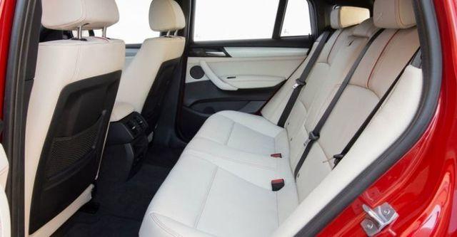 2014 BMW X4 xDrive30d  第9張相片