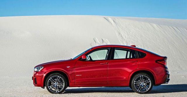 2014 BMW X4 xDrive35i  第5張相片