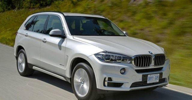2014 BMW X5 xDrive35i  第1張相片