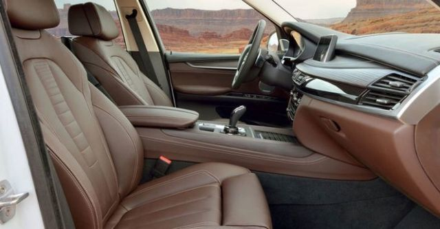 2014 BMW X5 xDrive35i  第7張相片