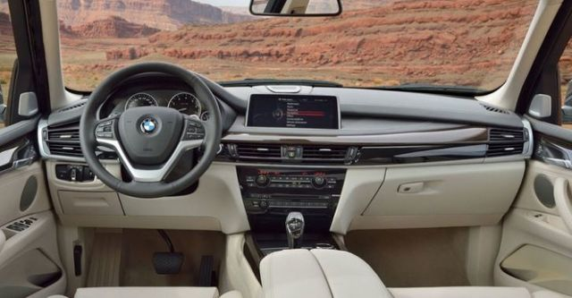 2014 BMW X5 xDrive35i  第8張相片